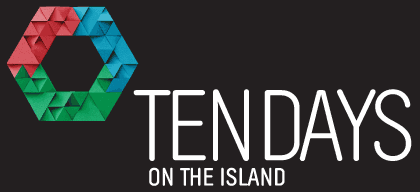 Ten days on the island - arts festival Tasmania
