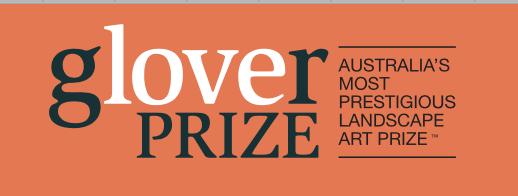 Glover Prize logo 2020