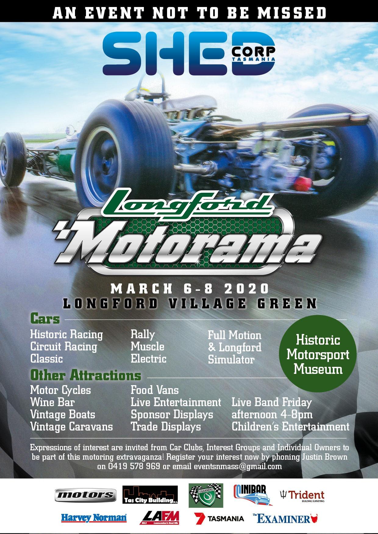 Longford Motorama